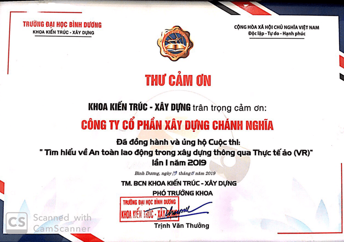 thu-cam-on-cua-truong-dai-hoc-binh-duong