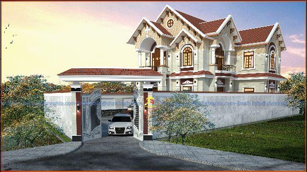 xây dựng nhà ở ông tùng